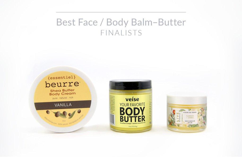 face body balm butter
