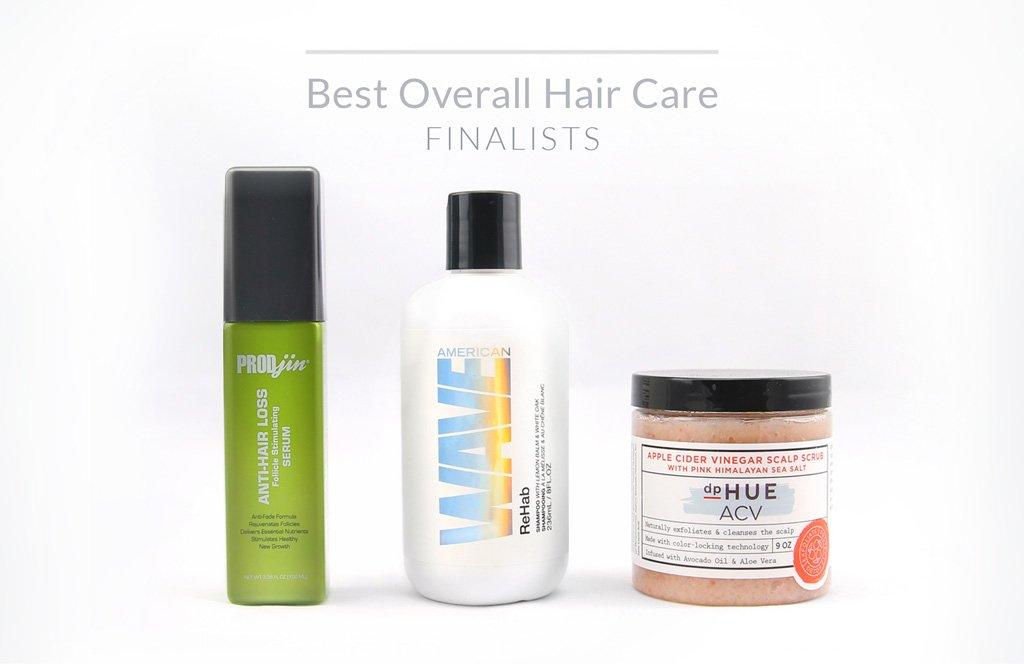 overall haircare