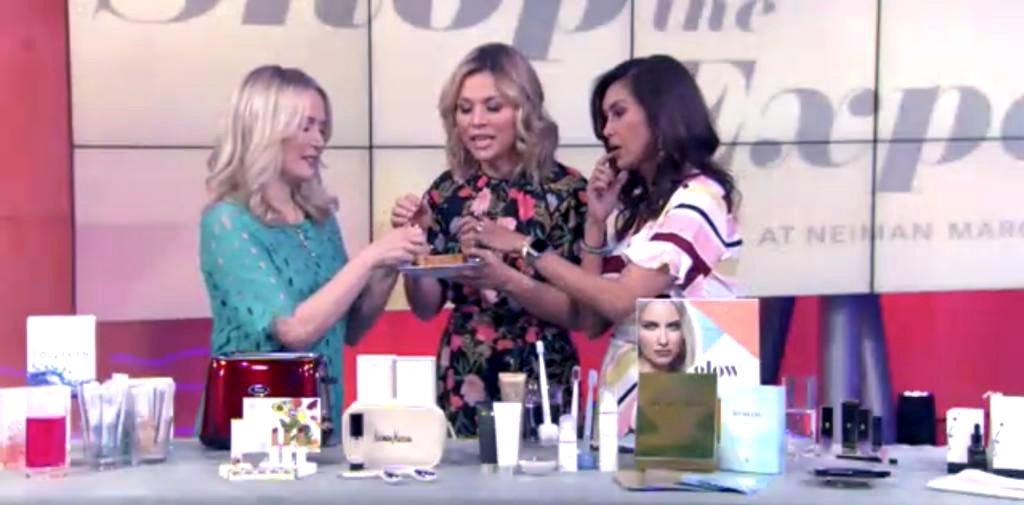 Jillian Wright Shares Great Beauty Trends, Tools