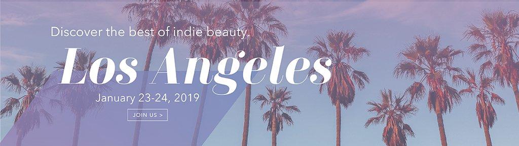 IBE LA 2019 Exhibitor List - Indie Beauty Expo